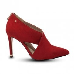 Una Healy One & Only High Heeled Shoes - Ruddy Red