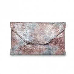 Lunar Jaq Handbag - Pink Metallic