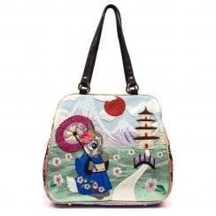 Irregular Choice Blossom Bunnys Bag