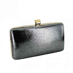 Menbur Simaxis Pewter/Grey Occasions Clutch Bag
