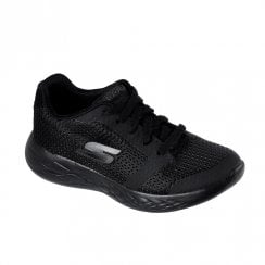 Skechers Boy's GOrun 600 Zeeton Trainers - Black