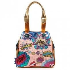 Irregular Choice - Wham Bang Pow Handbag