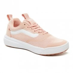 Vans Womens UltraRange Rapidweld Shoes - Salmon/Rose Cloud