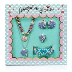 Irregular Choice Sing Sirena Jewellery Set