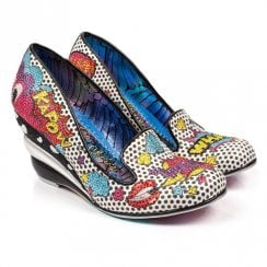 Irregular Choice - Wow Pow