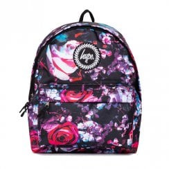 Hype Multi Floral Speckle 20 L Backpack