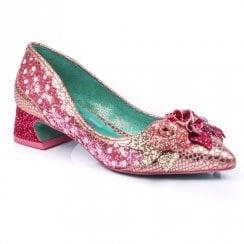 Irregular Choice Sway - Pink