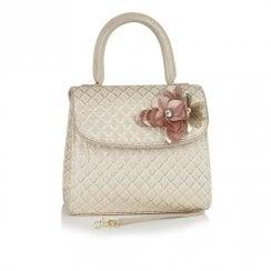 Ruby Shoo Valetta Clutch Handbag - Light Pink