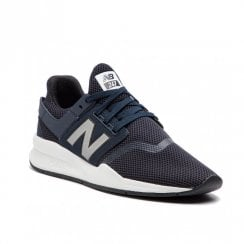 New Balance Men's Sport Style 247 Sneakers - Black/Dark Navy