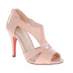 Kate Appleby Royal Lady Heeled Sandals - Powder Pink