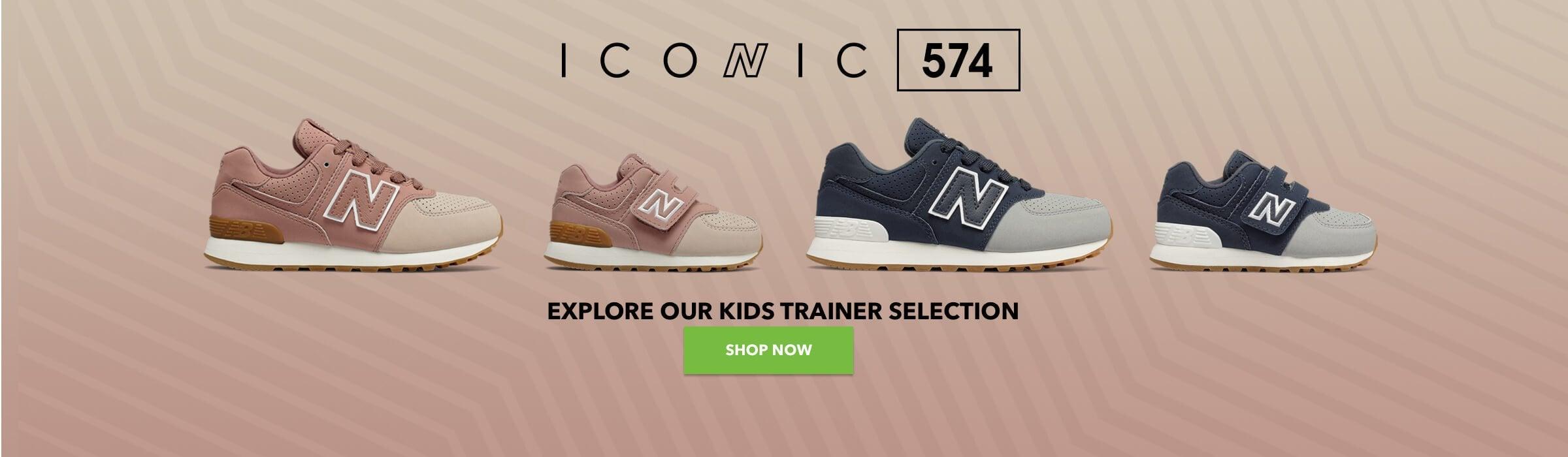 Kids New Balance Trainers