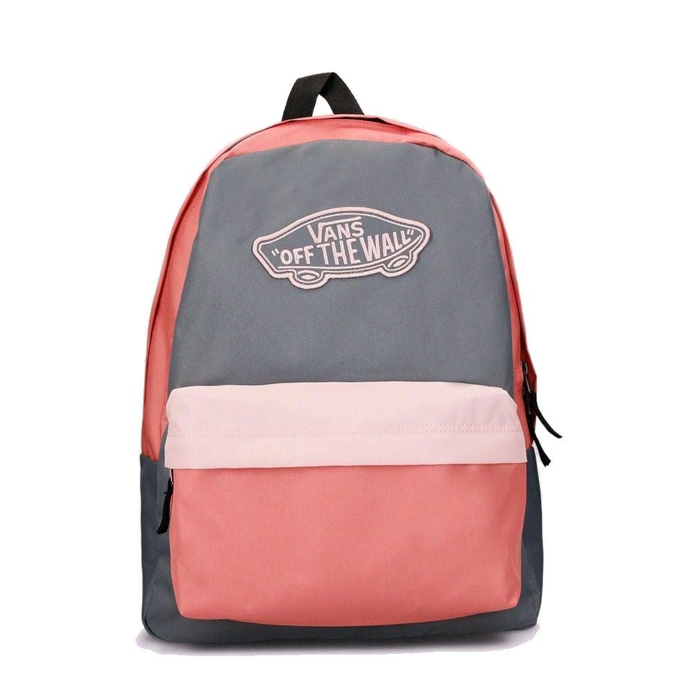 c0d44b18d29 Vans Realm Backpack Blue Coral V00NZ0P5C - Millars Shoe Store