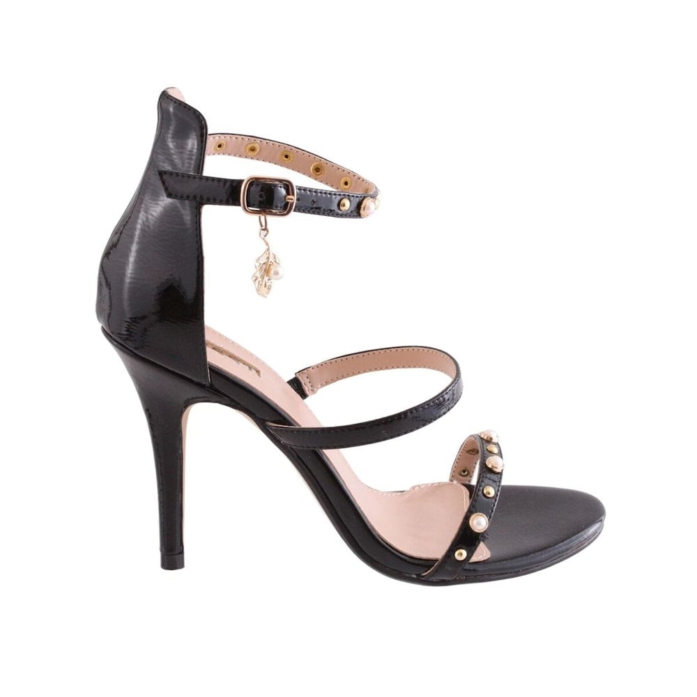 fb7cc4824df Susst Cameo Black Strappy Sandal / Millars Shoe Store - Susst Shoes