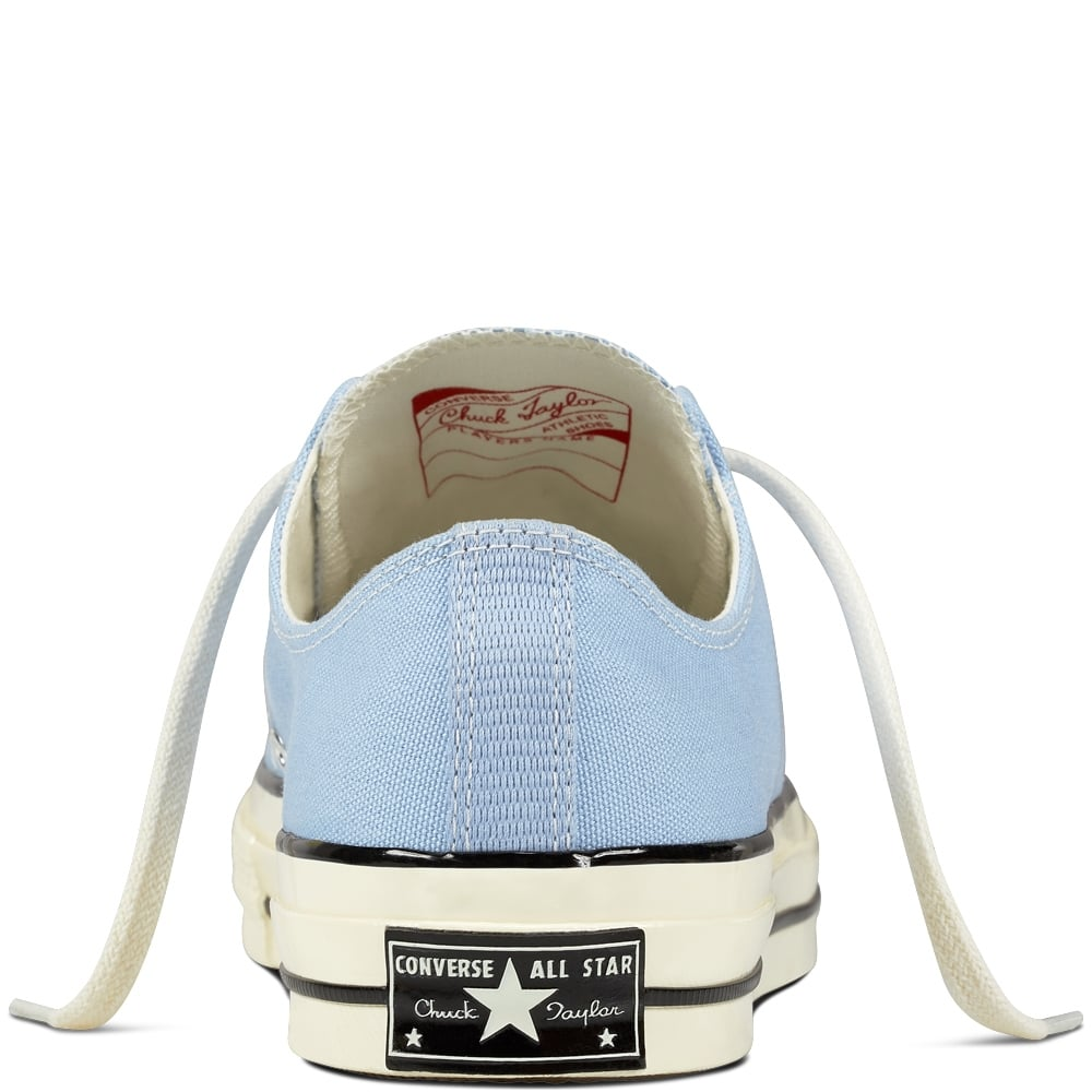 bb92b785d94 ... Converse Mens Chuck Taylor All Star  70 Blue Low Top Trainers ...