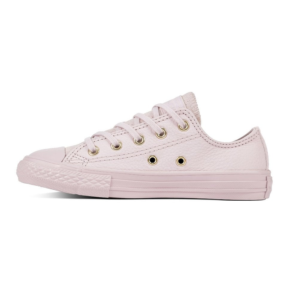 Converse Kids Junior All Star Leather