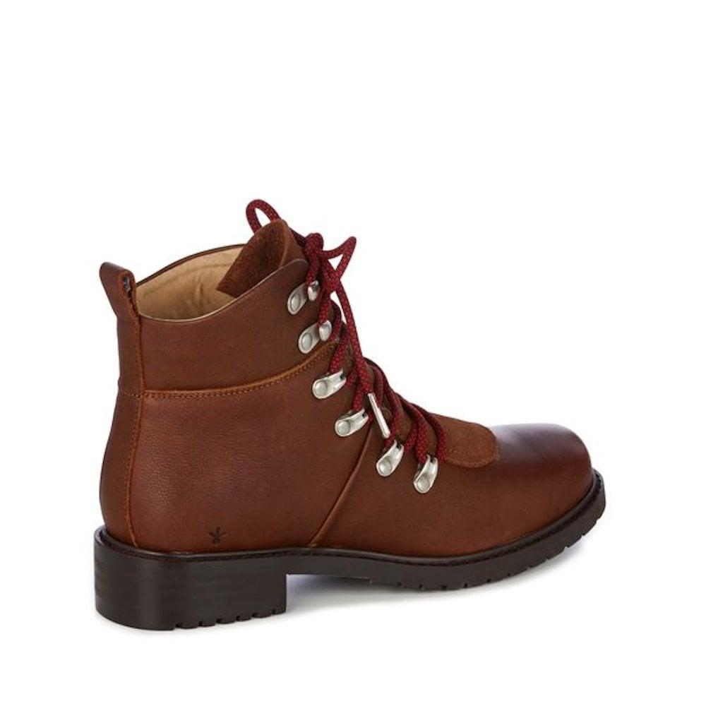 d4b85dd90a Emu Australia Dongara Hiking Waterproof Leather Boots Brown