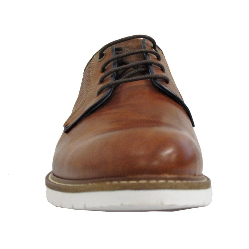 a3109929707a Escape Mens Kings Best Weekend Wear Shoes - Brandy   Millars Shoe Store