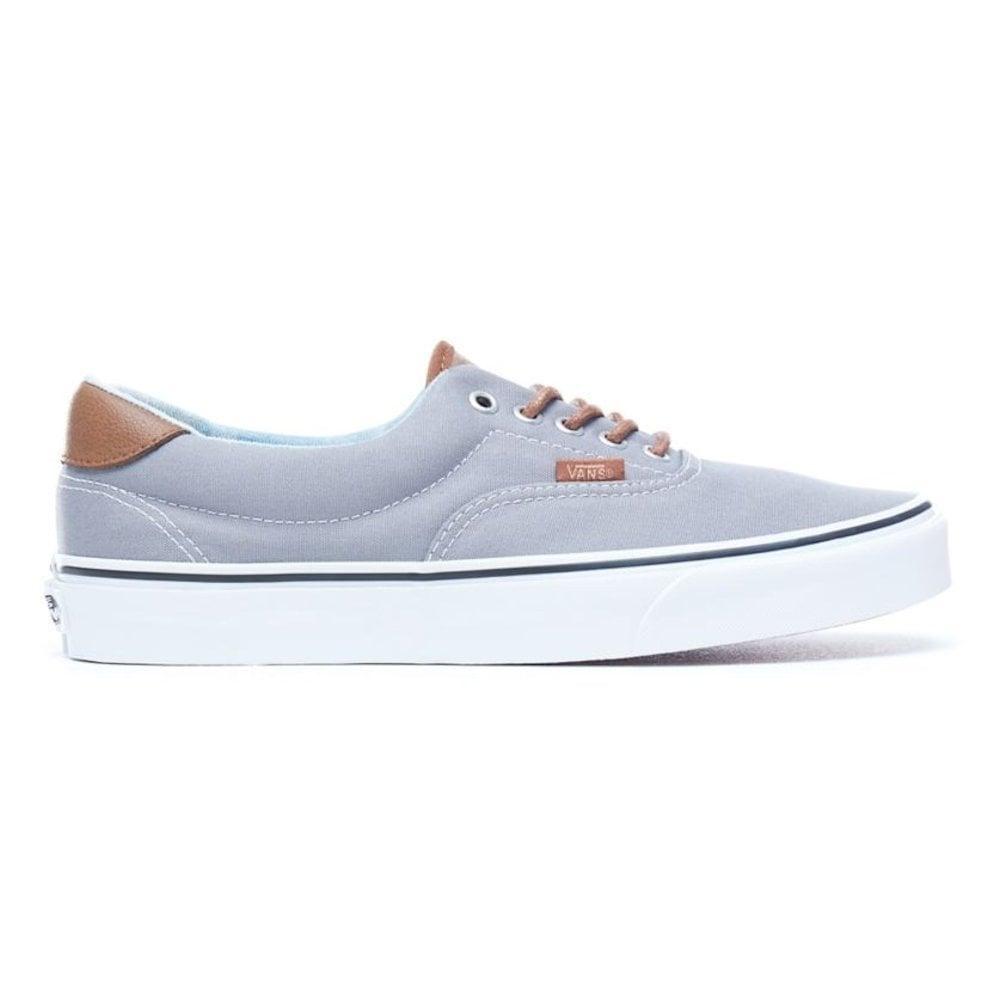Vans Mens ERA 59 Denim Trainers Shoes - Grey Brown   Millars Shoe Store 6689845fe