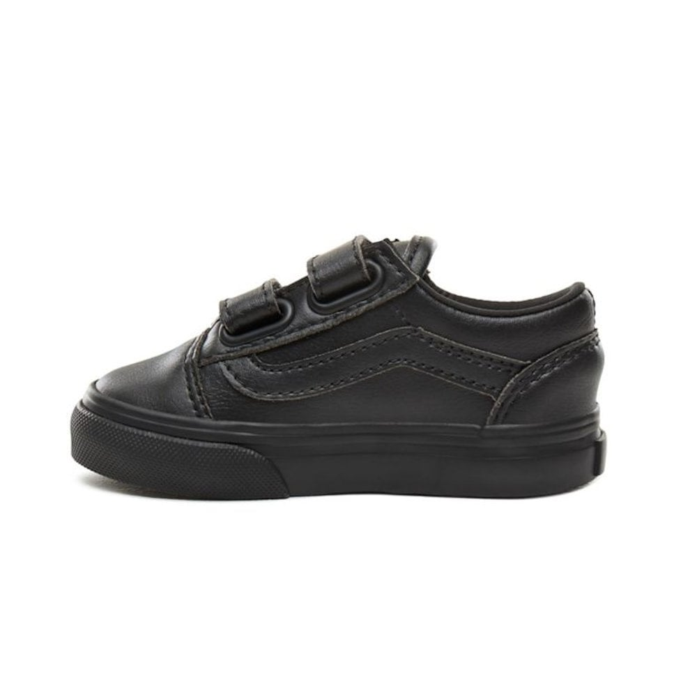 2b75c6fcea Vans Kids Toddler Classic Tumble Old Skool V Shoes - Black / Millars ...