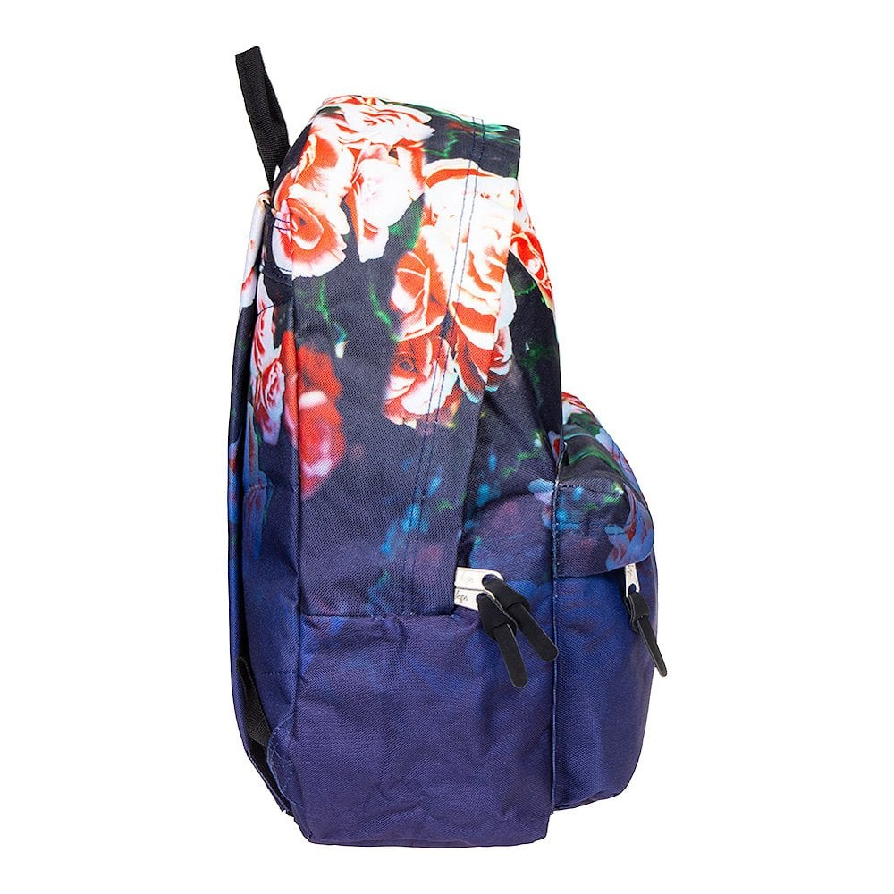 2ca162b7b7 Hype Multi Navy Floral Fade Backpack - Hype Backpacks - Millars Shoe ...