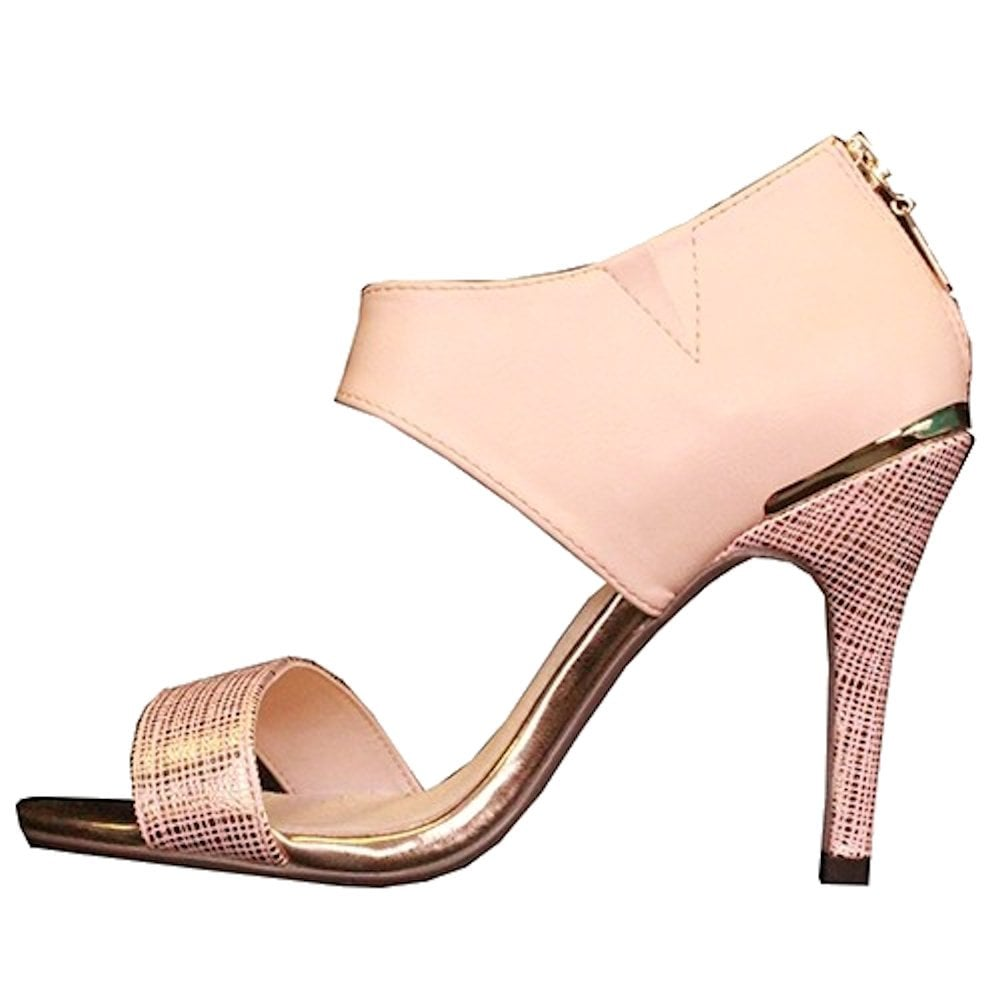 c04bfe1e4e2a ... Kate Appleby Hempstead Dressy High Heels - Rose Gold  Gold Shimmer
