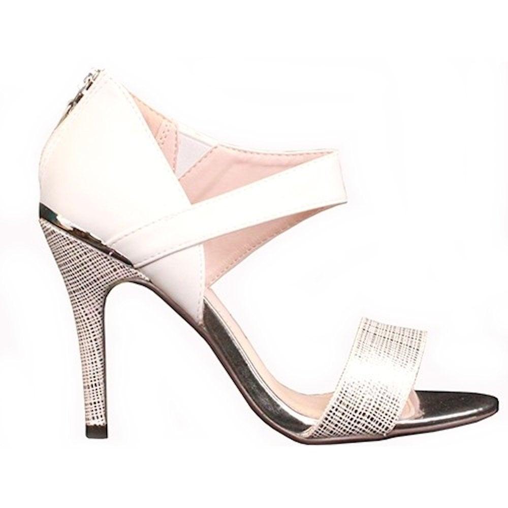 c77d7e5fe0 Kate Appleby Hempstead Dressy High Heels - Snow Silver Shimmer / Millars  Shoe Store