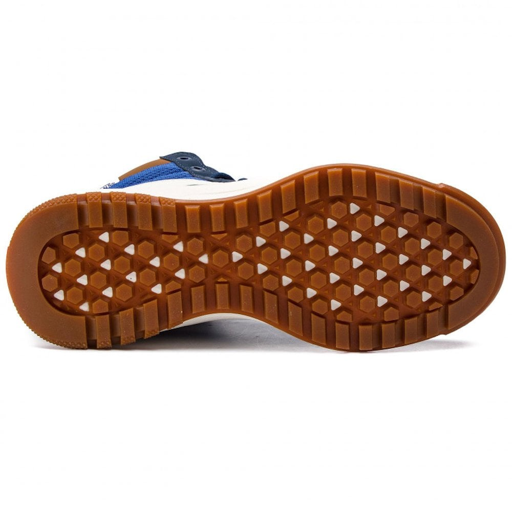 Sneakers VANS Ultrarange Hi Dl VN0A3WMFQ3V1 Dress BluesDachshund
