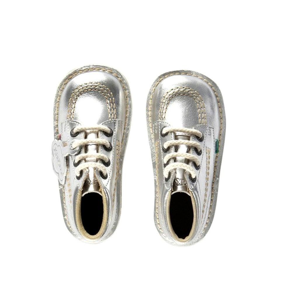 Kickers Kick Hi Classic Girls Boots