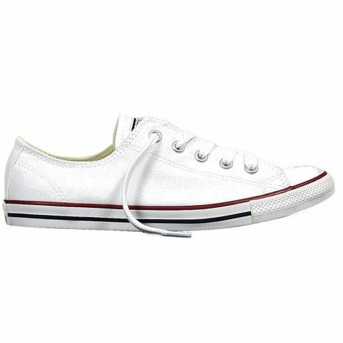 2e1504aa8f8a Buy Converse Chuck Taylor All Star Dainty Ox White Trainer