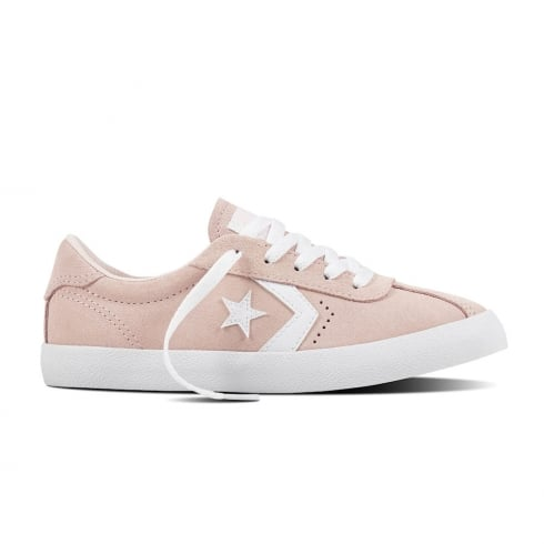 a687064c5b95 Converse Kids Breakpoint Suede Ox Pink Lace up Sneakers