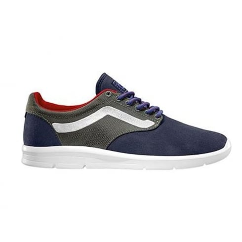 5698147185 Vans Mens ISO 1.5 Ballistic Parisian Night Gunmetal Trainers
