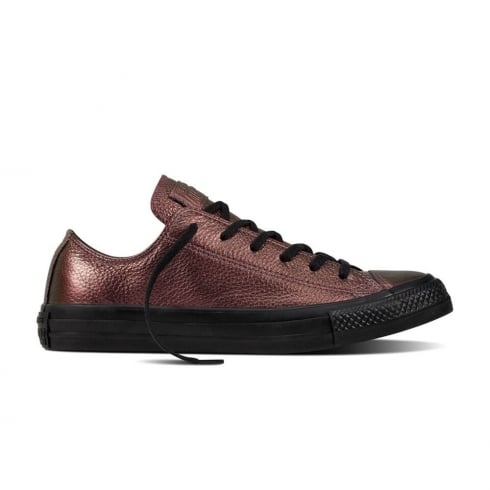 Converse Women's Iridescent Ox Leather Casual Shoes