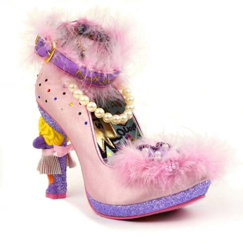 Irregular Choice Muppets - All About Moi Character Heel Shoes