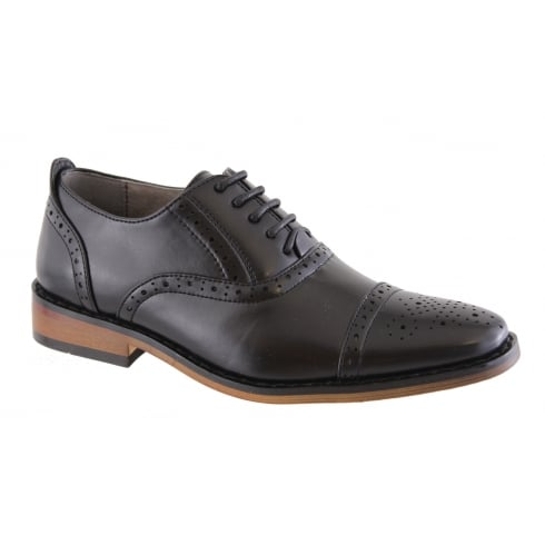 Goor Boys Goor Black Brogue