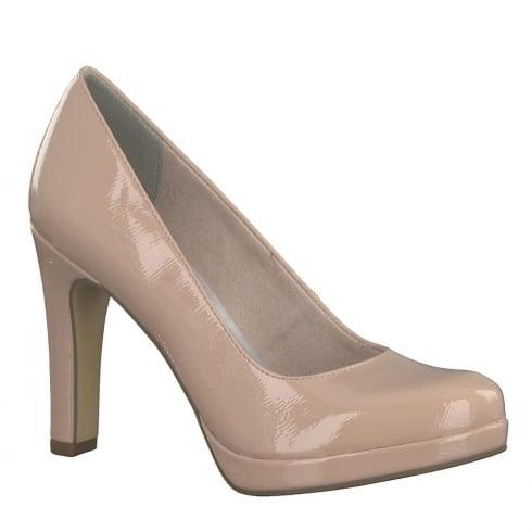 Tamaris Womens Rose Funnel High Heel Platform