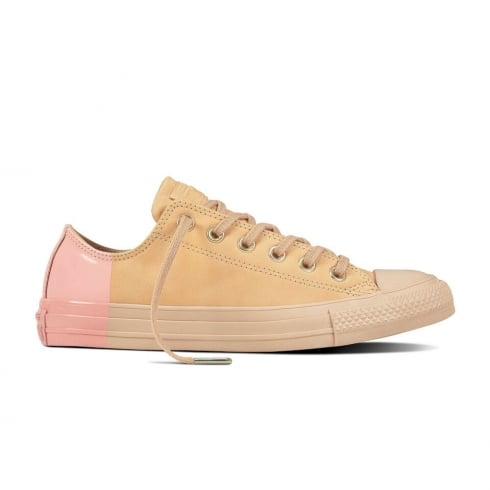 Converse Women's Chuck Taylor All Star Trainers - Beige Pink