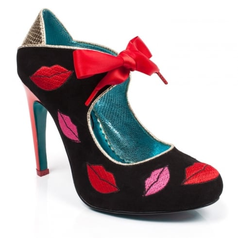 Irregular Choice Poetic License Pucker Up