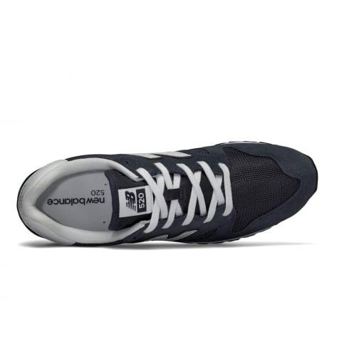New Balance Mens 520 70s Running Navy Sneakers