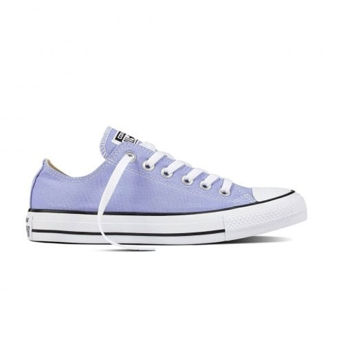fdbe02f0f494 Converse Womens All Star Classic Lace Up Sneakers - Lilac