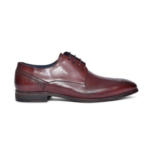 Lloyd & Pryce - Tommy Bowe Lloyd & Pryce Tommy Bowe Patersons Leather Smart Brogue - Chestnut