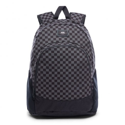 0c9f471b6e Vans Van Doren Original 30 liter Backpack - Black/Charcoal / Millars ...