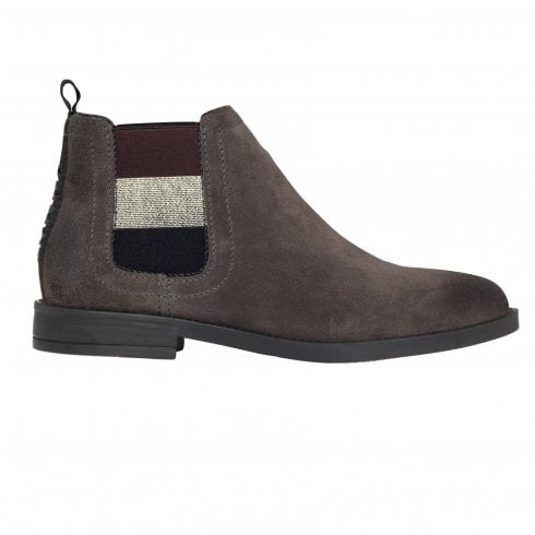 9be463012 Tommy Hilfiger Essential Chelsea Boots - Steel Grey