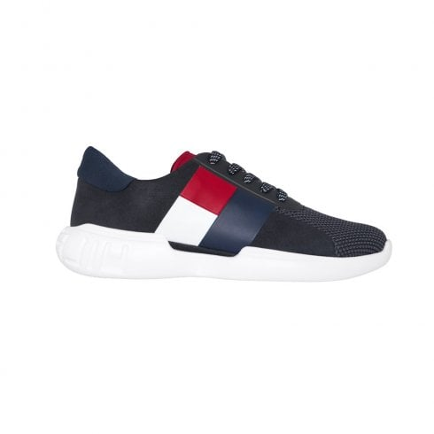 c4ba8d8b55e83 Tommy Hilfiger Lightweight Sneakers - Midnight