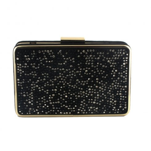 Menbur Dotti Black Occasions Clutch Bag