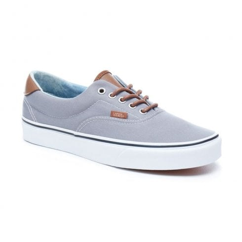 ac0517f09 Vans Mens ERA 59 Denim Trainers Shoes - Grey Brown   Millars Shoe Store