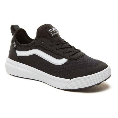 Vans Womens Ultra Range AC Shoes - Black/White