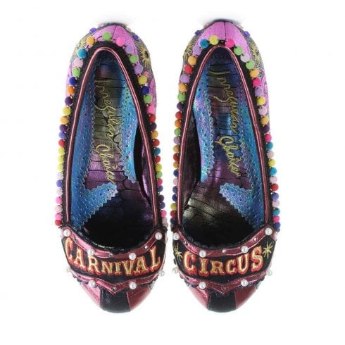 Irregular Choice Carnival Circus