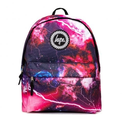 Hype Space Power Multi Colour Backpack