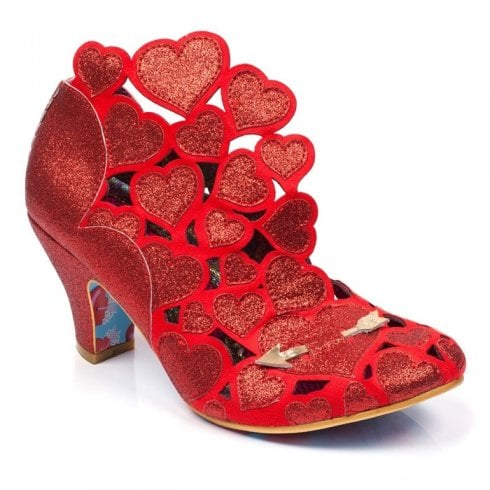 Irregular Choice Meile - Red