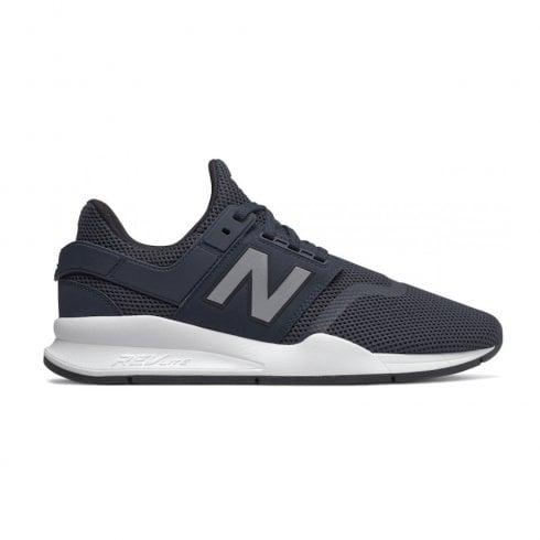 New Balance Men's Sport Style 247 Sneakers - Black/Dark Navy